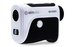 GolfBuddy aim L10V Golf GPS Rangefinder