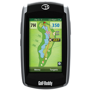 GolfBuddy World Platinum Golf GPS Rangefinder