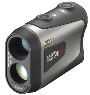 Nikon 1000AS Golf GPS Rangefinder