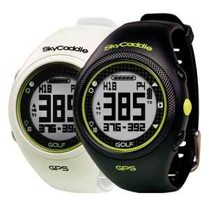 SkyCaddie Watch Golf GPS Rangefinder