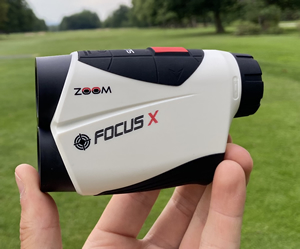 Zoom Focus X Golf GPS Rangefinder