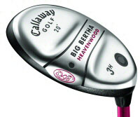 Callaway Big Bertha Heavenwood Hybrid Hybrid