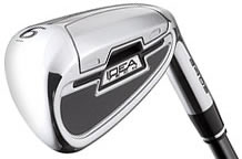 Adams Idea Tech a4OS Hybrid Steel Shaft Iron