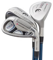 Adams Idea Tech OS Ladies Graphite Shaft Iron