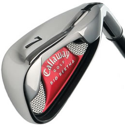Callaway Big Bertha 08 Iron