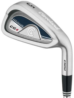 Cleveland CG4 Graphite Shaft Iron
