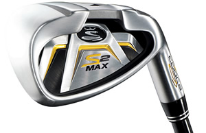 Cobra S2 Max Steel Shaft Iron