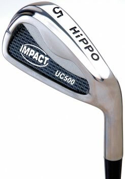 Hippo Plus Impact UC500 Graphite Shaft Iron