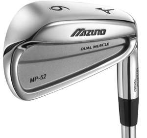 Mizuno MP-52 Iron