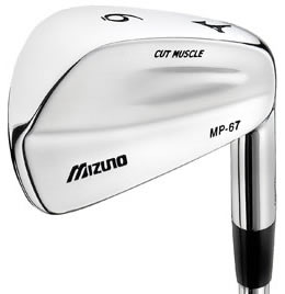 Mizuno MP-67 Graphite Shaft Iron