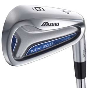 Mizuno MX-200 Ladies Graphite Shaft Iron