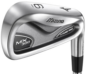 Mizuno MX-300 Graphite Shaft Iron