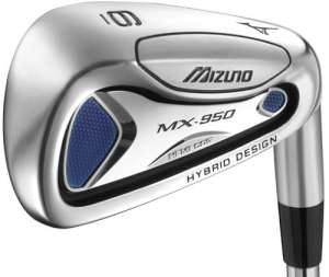 Mizuno MX-950 Ladies Graphite Shaft Iron