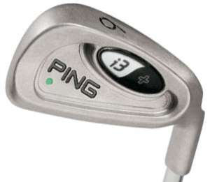 Ping i3+ Steel Shaft Iron