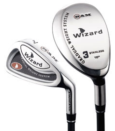 Ram Wizard Steel Shaft Iron