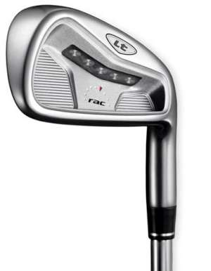 TaylorMade rac LT II Steel Shaft Iron