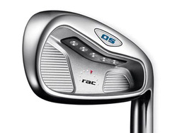 TaylorMade rac OS II Steel Shaft Iron