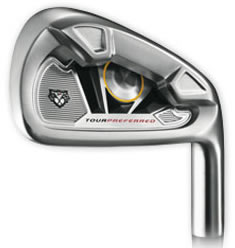 TaylorMade Tour Preferred Graphite Shaft Iron