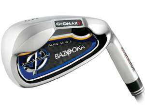 Tour Edge Bazooka Geomax 2 Graphite Iron