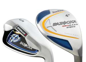 Tour Edge Bazooka Geomax 2 Combo Ladies Iron