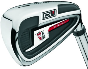 Wilson Staff Di11 Graphite Shaft Iron