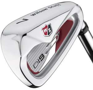 Wilson Staff Di9 Graphite Shaft Iron