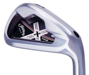 Callaway X Tour Irons Review Golfalot