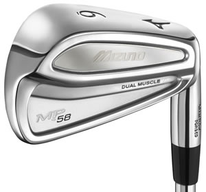 Mizuno MP-58 Iron