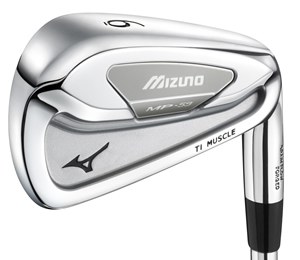 Mizuno MP-59 Iron