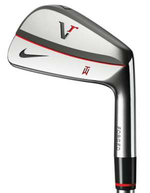 Nike Victory Red Forged TW Blades Iron