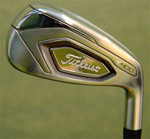 Titleist T400 Iron
