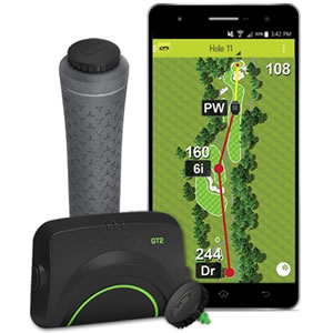 SkyCaddie SkyGolf Gametracker GT2 Golf Practice Aid