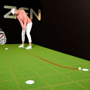 Zen Green Stage Golf Practice Aid
