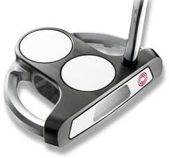 Callaway Odyssey White Steel 2 Ball SRT Putter