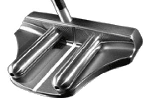 Rife Two Bar Mallet Putter