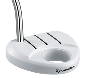 TaylorMade Corza Ghost Putter