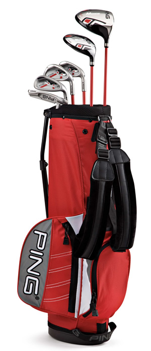 Ping Moxie G Set of Clubs
