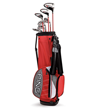 Ping Moxie I Set of Clubs