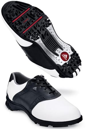 Adidas Torsion Saddle Golf Shoe