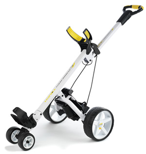 PowaKaddy Touch Golf Trolley