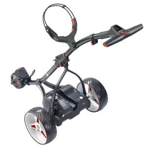 Motocaddy S1 2016 DHC Golf Trolley