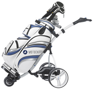 Motocaddy S3 Digital Golf Trolley