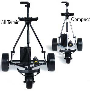 PowaKaddy Freeway Titanium Sport Digital Golf Trolley