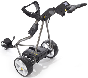 PowaKaddy Sport Lithium Brake Golf Trolley