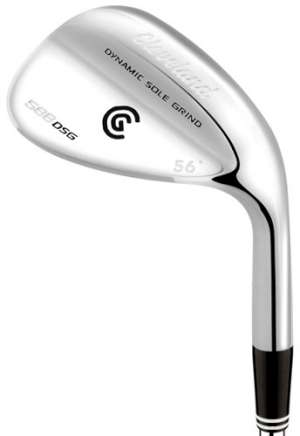 Cleveland 588 DSG Steel Shaft Wedge