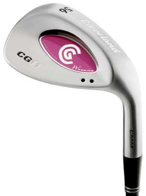 Cleveland W-Series CG11 Steel Shaft Wedge
