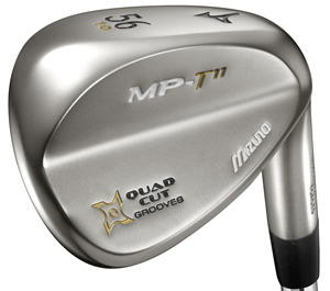 Mizuno MP T-11 Black Nickel Wedge