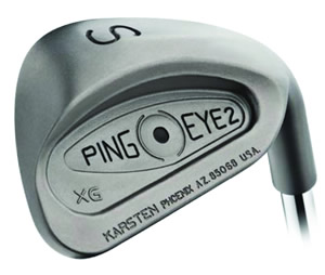 Ping Eye2 XG Steel Wedge