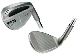 Ping M/B Steel-shaft Wedge