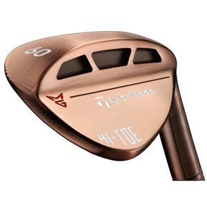 TaylorMade Milled Grind Hi-Toe Wedge